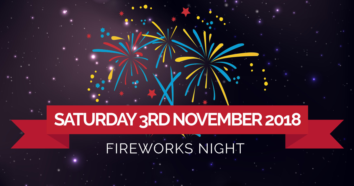 ARFC Fireworks 2018